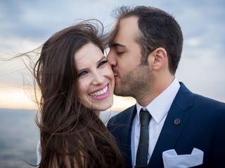 La boda de Danaé y Enrique