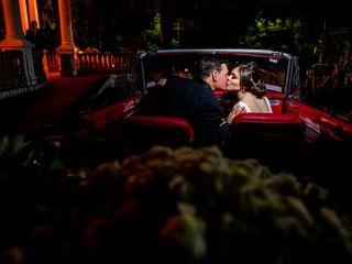 La boda de Tania y Taylor