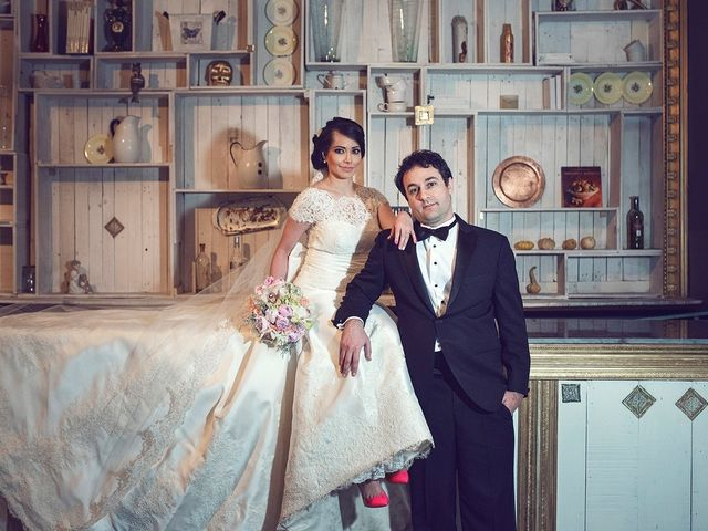La boda de Rosi y Juan