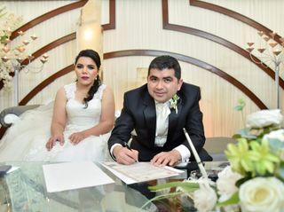 La boda de Bárbara y Diego
