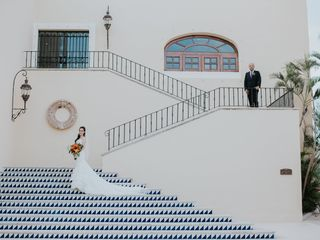 La boda de Alejandro y Joyce