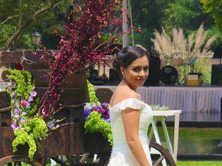 La boda de Tannia y Elías 2
