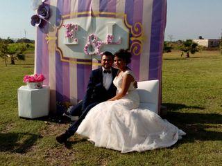 La boda de Elsa y Luis