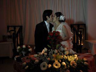 La boda de Ariadna y Samuel