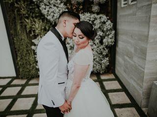La boda de Marla y Cesar 1