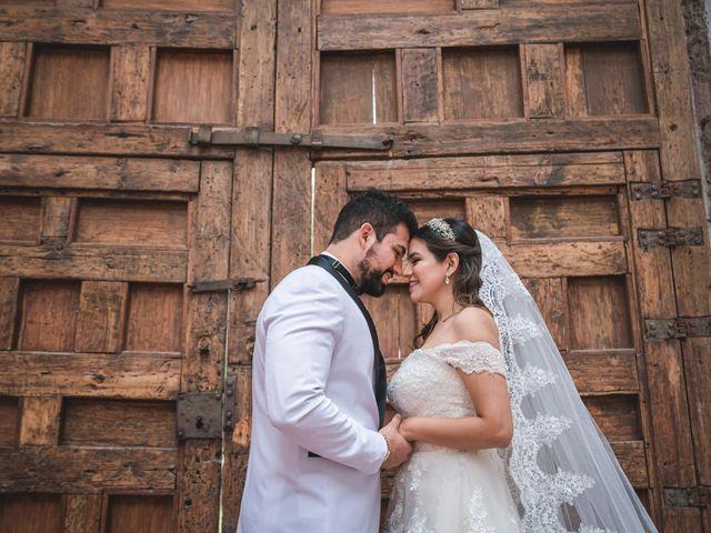 La boda de Emilio y Daniela en Guadalupe, Zacatecas 22