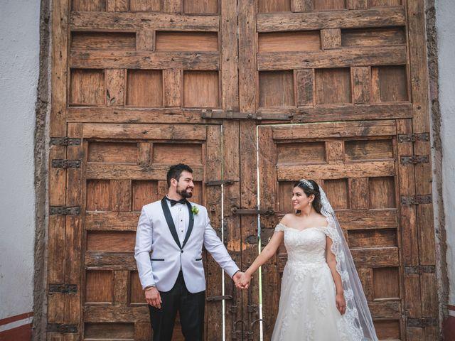 La boda de Daniela y Emilio
