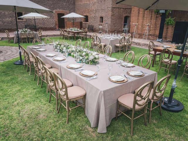 La boda de Emilio y Daniela en Guadalupe, Zacatecas 33