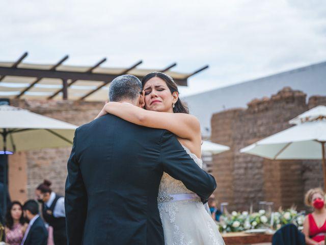 La boda de Emilio y Daniela en Guadalupe, Zacatecas 43