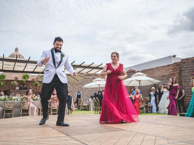 La boda de Emilio y Daniela en Guadalupe, Zacatecas 45