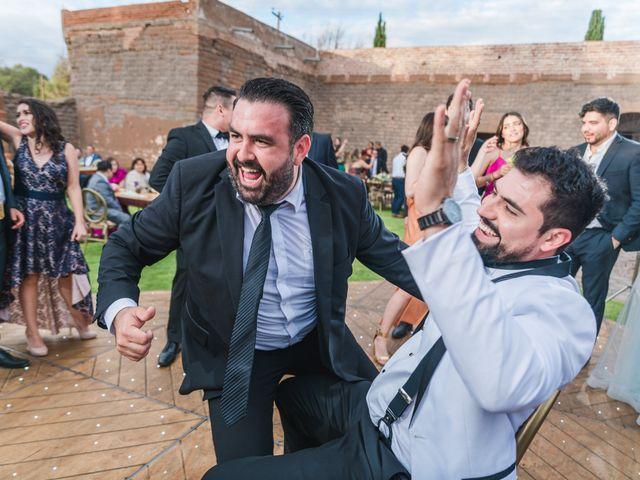 La boda de Emilio y Daniela en Guadalupe, Zacatecas 56