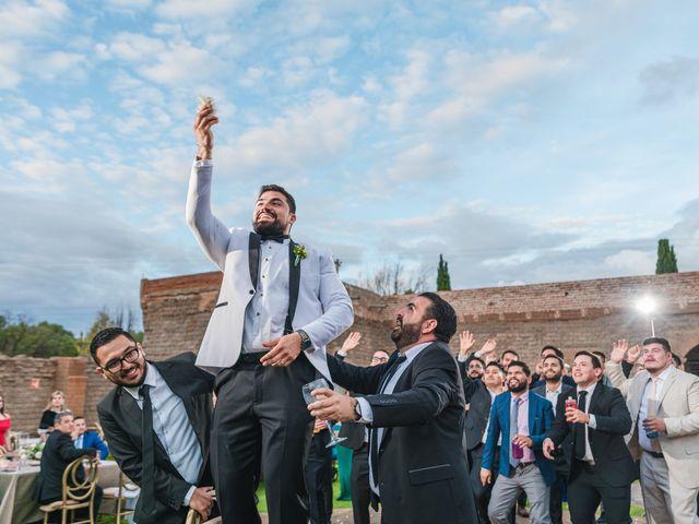 La boda de Emilio y Daniela en Guadalupe, Zacatecas 61