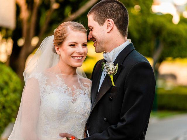 La boda de María y Andrés