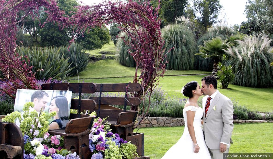 La boda de el as y tannia en atizap n de zaragoza estado for Jardin quinta corregidor
