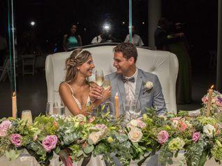 La boda de Fabiola y Leonardo