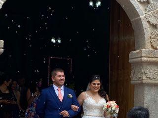 La boda de Daniela  y Joaquín 1