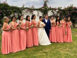 La boda de Daniela  y Joaquín 2