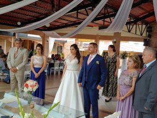 La boda de Daniela  y Joaquín 3