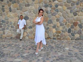 La boda de Janet y Ernesto 1