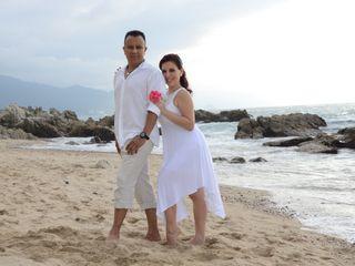 La boda de Janet y Ernesto 3