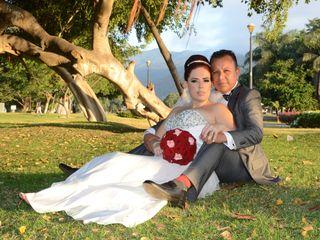La boda de Janet y Ernesto
