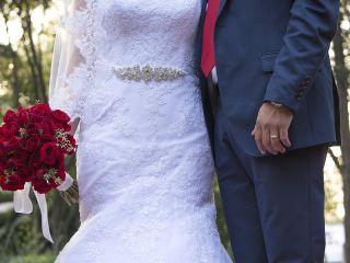 La boda de Priscila y Limhi 1