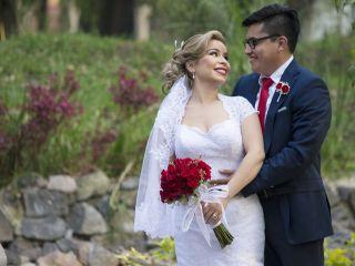 La boda de Priscila y Limhi