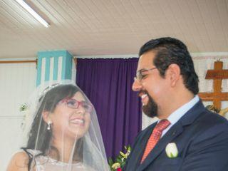 La boda de Etna y Guillermo 3