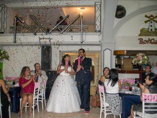 La boda de Etna y Guillermo
