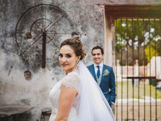 La boda de Gaby y Fer