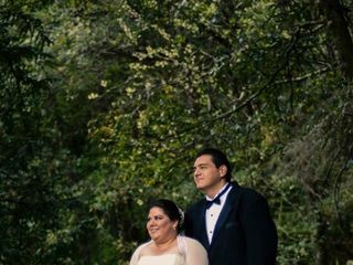 La boda de Patricia  y Enrique 2