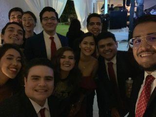 La boda de Luis Alejandro  y Jessica Lorena  3