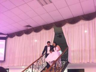 La boda de Nallely  y Daniel  2