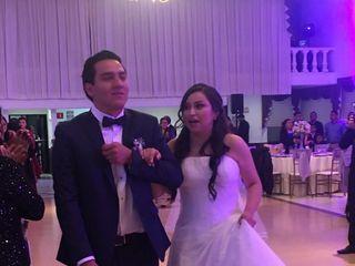 La boda de Nallely  y Daniel  3