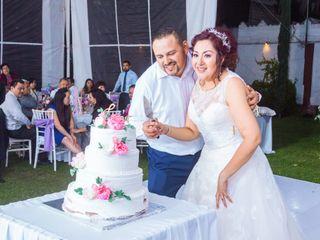 La boda de Alejandra y Jair