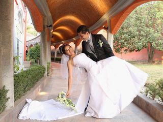 La boda de Martha y Eduardo