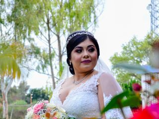 La boda de Erika  y César  1