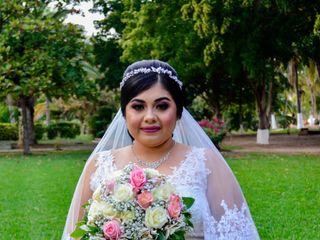 La boda de Erika  y César  2
