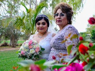 La boda de Erika  y César  3