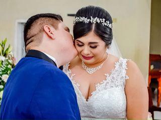 La boda de Erika  y César