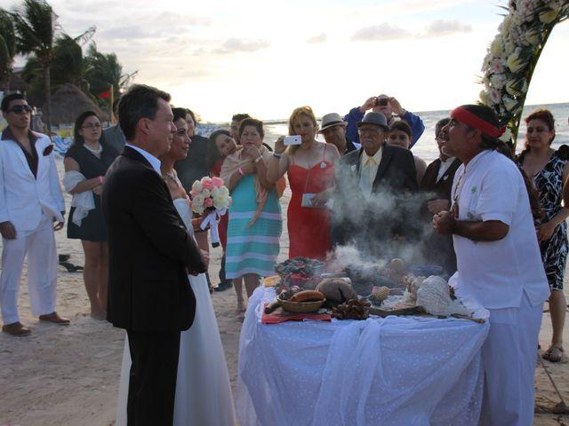 La boda de Alexander y Guadalupe en Cozumel, Quintana Roo 4