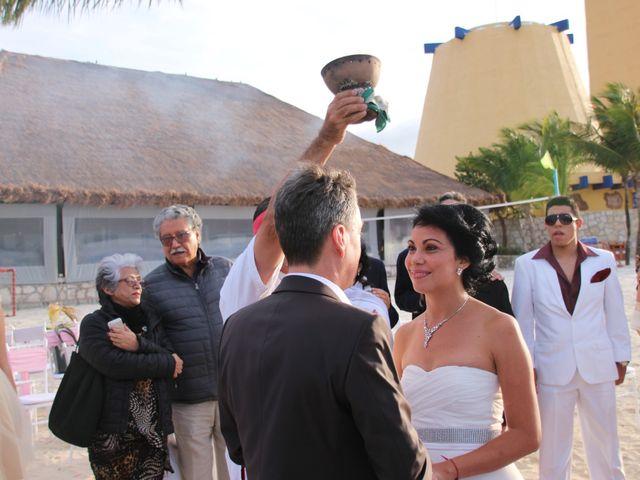La boda de Alexander y Guadalupe en Cozumel, Quintana Roo 5