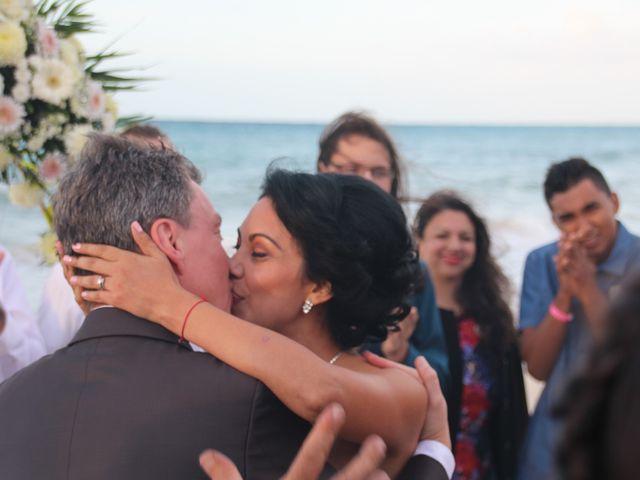 La boda de Alexander y Guadalupe en Cozumel, Quintana Roo 6