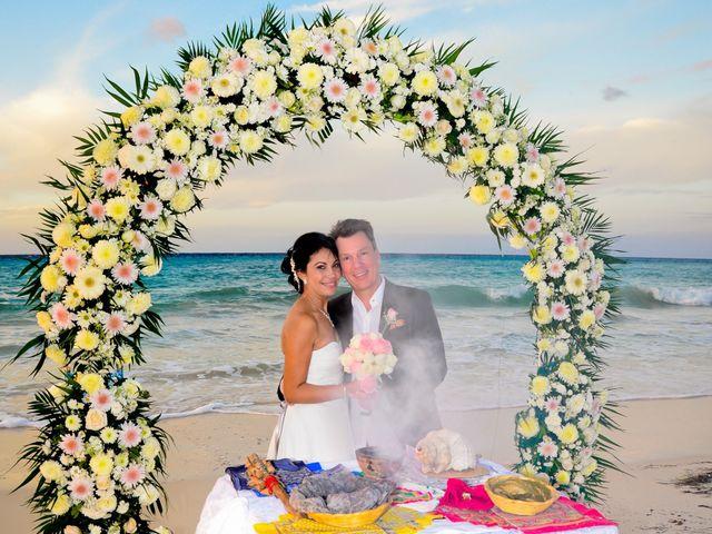 La boda de Alexander y Guadalupe en Cozumel, Quintana Roo 7