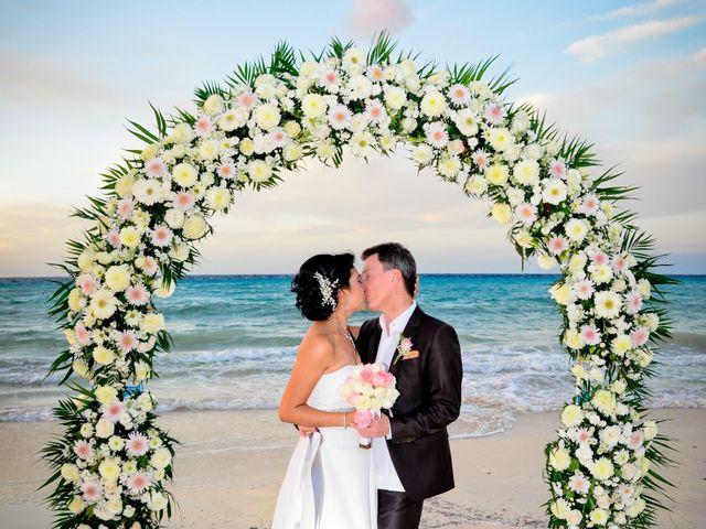 La boda de Alexander y Guadalupe en Cozumel, Quintana Roo 8