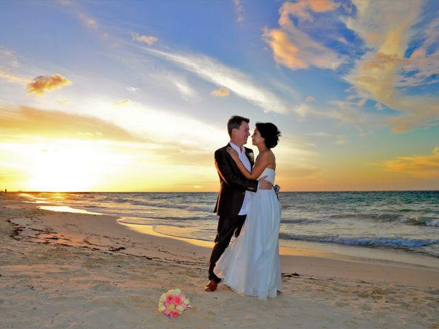 La boda de Alexander y Guadalupe en Cozumel, Quintana Roo 9