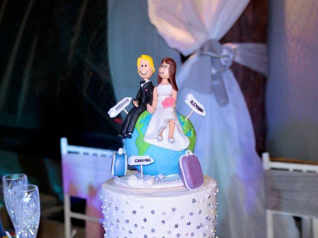 La boda de Alexander y Guadalupe en Cozumel, Quintana Roo 18