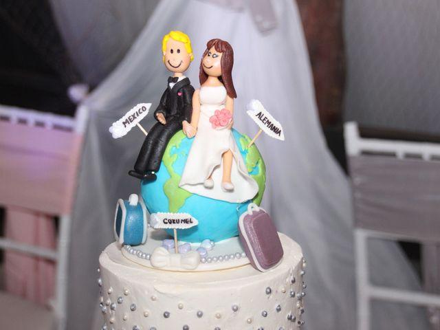 La boda de Alexander y Guadalupe en Cozumel, Quintana Roo 19