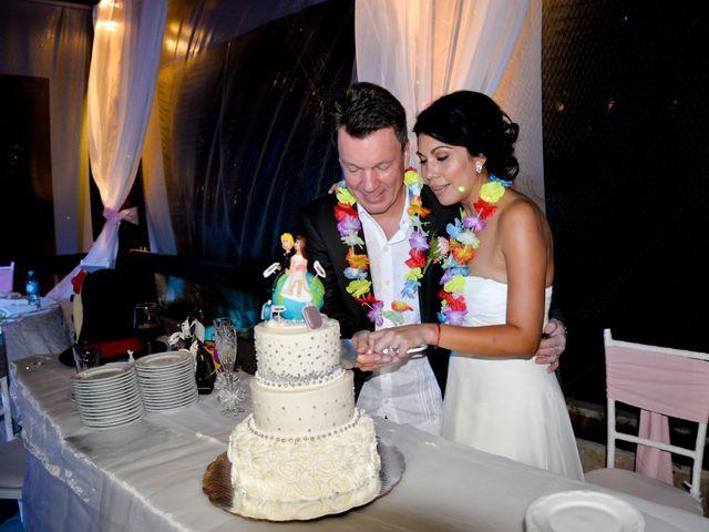 La boda de Alexander y Guadalupe en Cozumel, Quintana Roo 20