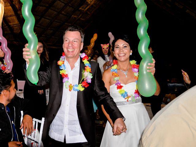 La boda de Alexander y Guadalupe en Cozumel, Quintana Roo 21
